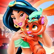 Disney palace-pet sultan-jasmine roxo-7014-0-98677600-1418183836