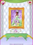 Lily's Portrait With Tiana 3