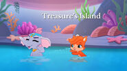Treasure's island title