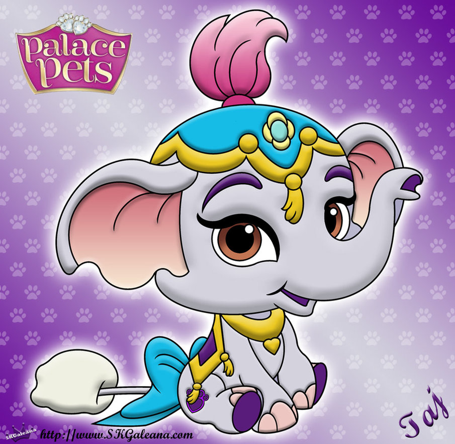 Princess Palace Pet Taj Coloring Page By Skgaleana D8i8ats