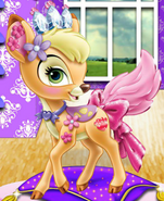 Palace pet gleam by unicornsmile-d94ffjw