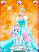 Disney princess palace pets bibbidy