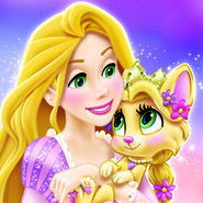 Disney palace-pet summer-rapunzel roxo-7016-0-84376800-1418183980