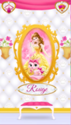 Rouge's Portrait With Belle