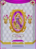Daisy's Portrait with Rapunzel
