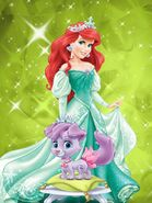 Ariel and matey