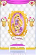 Summer's Portrait With Rapunzel 2