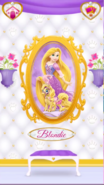 Blondie's Portrait With Rapunzel 2