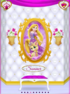 Summer's Portrait With Rapunzel
