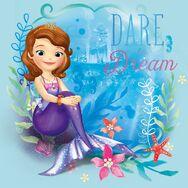 Sofia Dare To Dream Poster