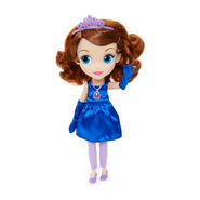 Sofia In A Skating Dress Doll