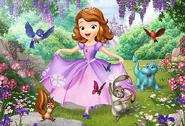 Sofia Princess Poster