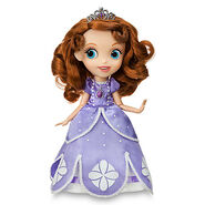 Sofia The First Sing Doll