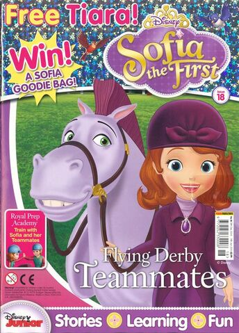 File:Sofia The First Magazine 1.jpg