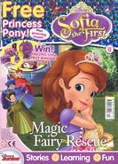 Sofia The First Magazine 7
