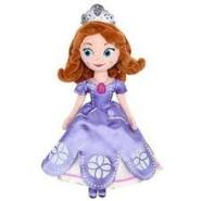 Sofia Plush Disney Store