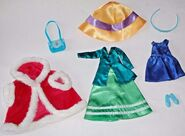 Sofia Wardrobe Set Clothes 2