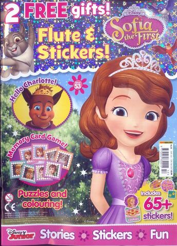 File:New Sofia The First Magazine 1.jpg