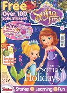 Sofia The First Magazine 2