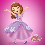 Sofia The First Poster