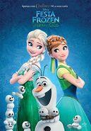 Festa Frozen - O Reino do Gelo
