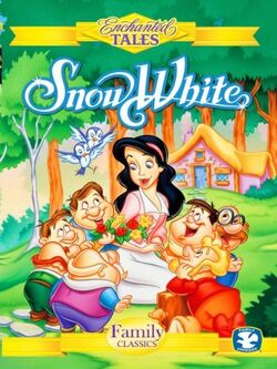 Golden Snow White
