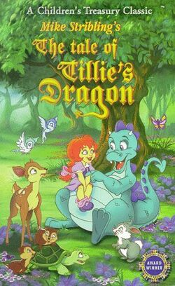 Tillie's Dragon Movie Poster