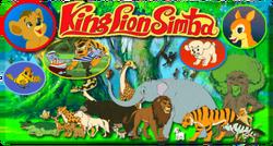 King Lion Simba