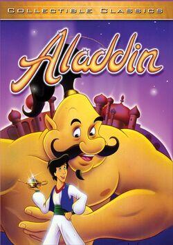 Golden Aladdin