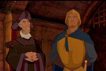 Phoebus meets Frollo