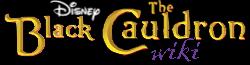 File:WikiWordmarkBlackCauldron.png
