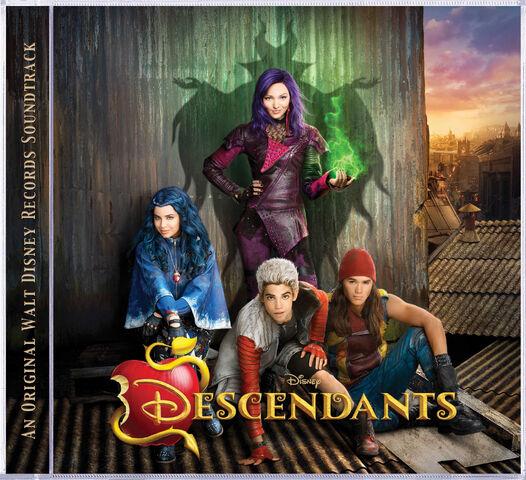 File:Descendants Soundtrack.jpg