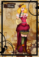 Steampunk cinderella iii by helleetitch-d3hh2gb