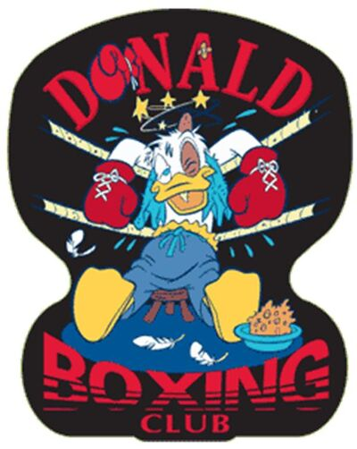 Donaldduckboxingclub