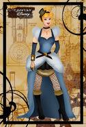 Steampunk cinderella by helleetitch-d31xmg2