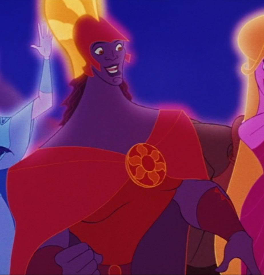 Olympian Gods Disneys Hercules Wiki Fandom Powered By Wikia