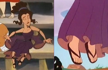 Medusa Sandals Error