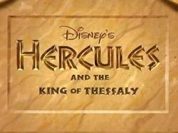 Hercules - The King Of Thessaly 1