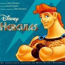 Disney's Hercules soundtrack - first version