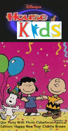 Disney's House of Kids - Our Party With Three Caballeros Special Edition- Happy New Year, Charlie Brown
