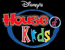 New Disney's House of Kids