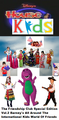 Disney's House of Kids - The Friendship Club Special Edition Volume 2 Barney's All Around The International Kids World of Friends.png