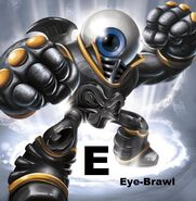 Eye-Brawl