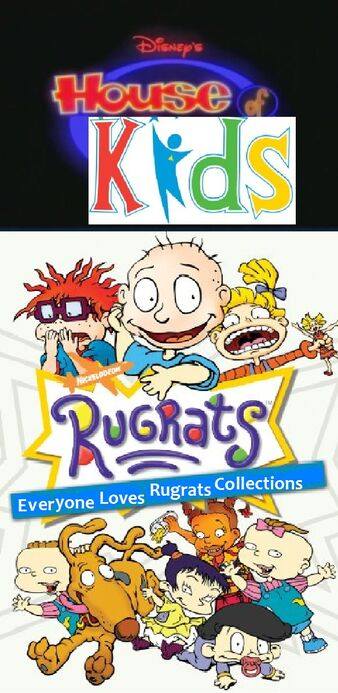 Disney's House Of Kids - Everyone Loves Rugrats Collections