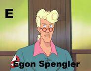 Egon Spengler