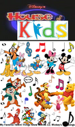 Disney's House of Kids - My Favorite Talent Things Show Movies 11- Mickey's Fun Songs