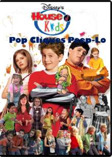 New Dinsey's House of Kids - Pop Cliques Peep-Lo