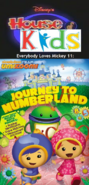 Disney's House of Kids - Everybody Loves Mickey 11- Journey To Numberland