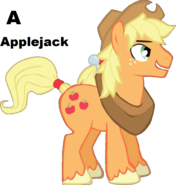 Applejack (Stallion version)
