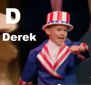 Derek Boyd (from Full House)